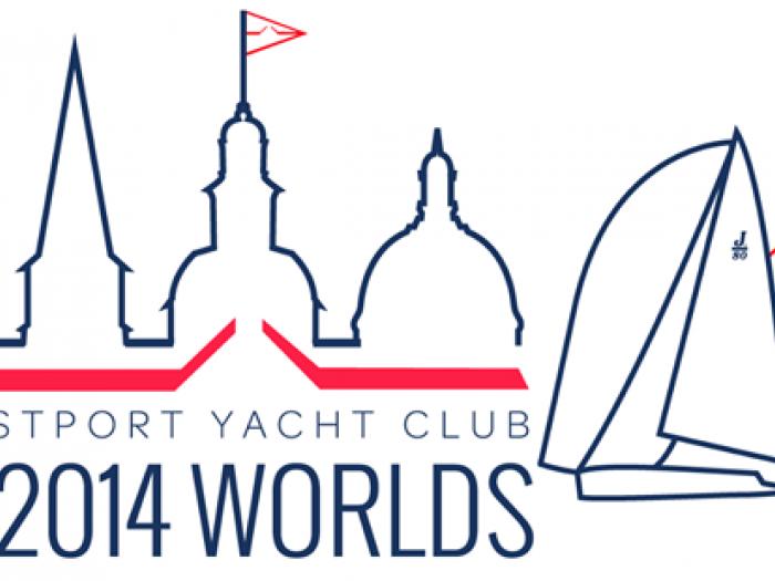2014 J/80 Worlds at Eastport Yacht Club