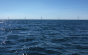wind turbine, wind farm, offshore wind, renewable energy, block island