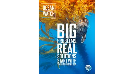 ocean watch magazine, sailors for the sea magazine,