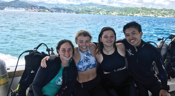 diving, marine science, exploration