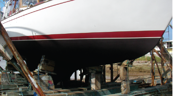 hull paint, antifouling paint