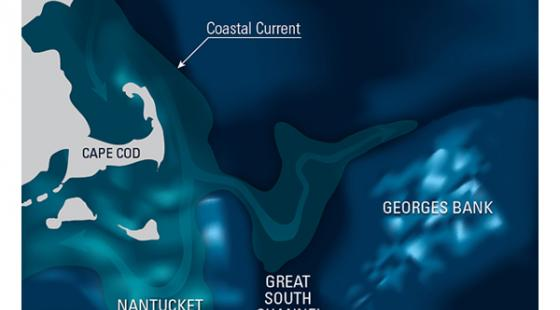 Great South Channel Map
