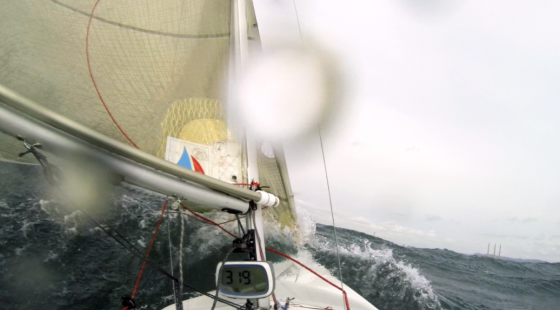 Velocitek, shift, 2.4 meter, sailing