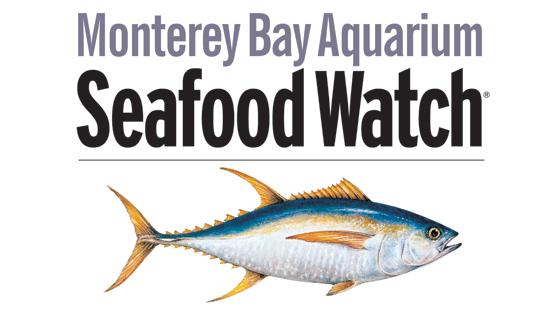New Partnership With The Monterey Bay Aquarium Seafood
