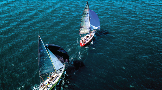 sailing, ocean health, race