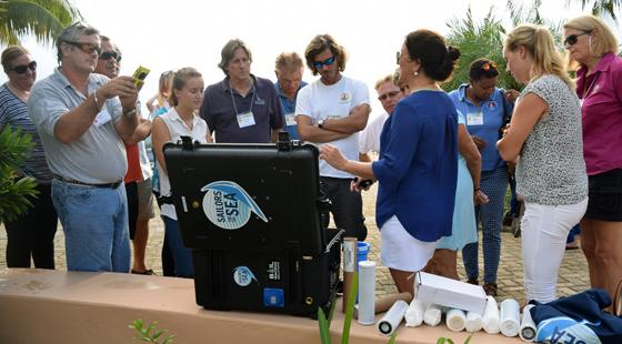 regatta organizers, caribbean sailing association, water filtration systems