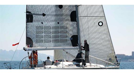Sail power meets solar power
