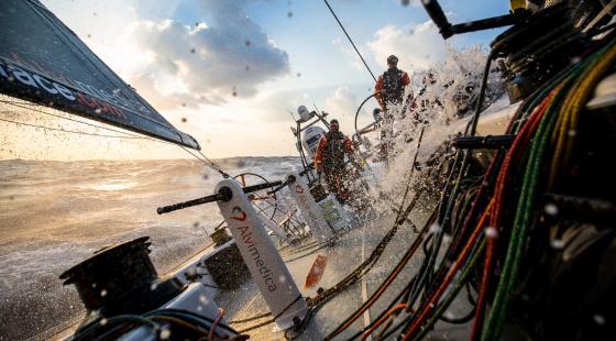 Volvo Ocean Race, Amory Ross, Team Alvimedica