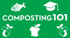 composting, learn to compost, compost at a regatta, how to compost at an event