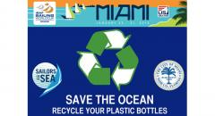 Miami, usaf world cup, save the ocean, recycle