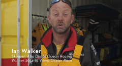 Ian Walker Skipper, Abu Dhabi Ocean Racing