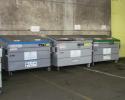 3 dumpster system
