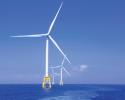 wind turbine, wind farm, offshore wind, renewable energy, block island, unsplash