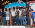 prize giving, Atlantic cup, landing,