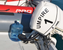 water refill stations for sailors, refill reusable water bottle while sailing,