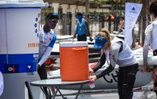 On-Land Water Refill Stations
