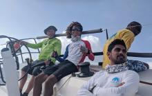 sailing, competition, Caribbean, regatta