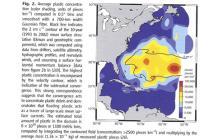 Plastic accumulation in the North Atlantic Gyre