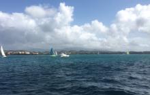 Grenada, ocean, sailing, boats