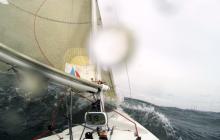 Velocitek, shift, 2.4 meter, sailing
