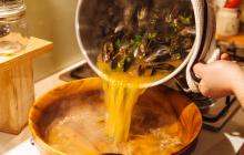 mussels, seafood, sustainable seafood, national seafood month