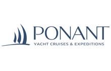 Ponant Cruises Logo