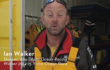 Ian Walker Skipper, Abu Dhabi Ocean Racing