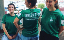 green team, sustainability, clean regattas