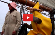 Tall Ships for Sustainability video still