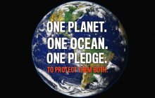 One Planet One Ocean One Pledge